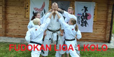 FUDOKAN LIGA 1.KOLO